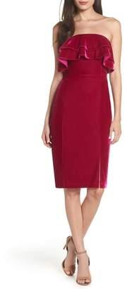 Adelyn Rae Simone Strapless Dress