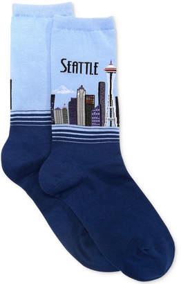 Hot Sox Women Seattle Socks