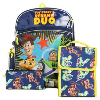 story. Accessory Innovations Toy 5-Piece Backpack Set