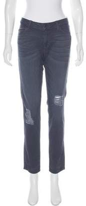 Siwy Mid-Rise Skinny Jeans