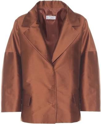 Alberto Biani Shantung Short Jacket