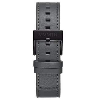 MVMT Mens Chrono 40mm Series20mm Sage Leather