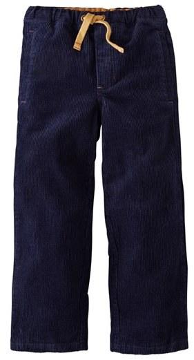 Mini Boden 'Baggies' Corduroy Pants (Toddler Boys, Little Boys & Big Boys)