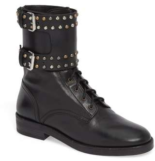 Isabel Marant Studded Combat Boot