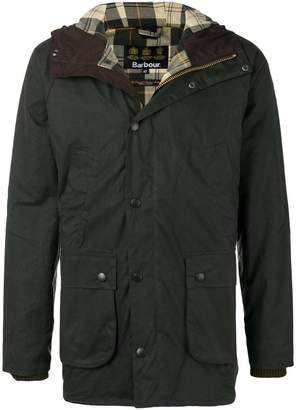 Barbour classic wax jacket