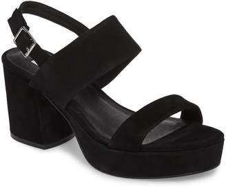 Steve Madden Reba Slingback Platform Sandal