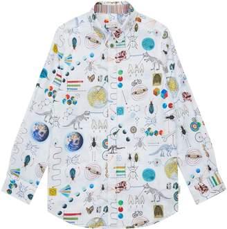 Paul Smith Space Shirt