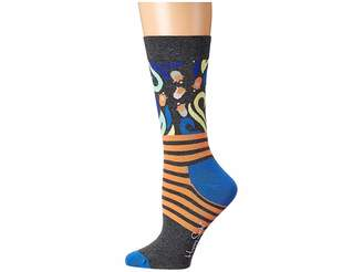 Happy Socks Flower Stripe Socks