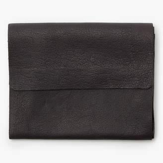Farah Johnny Kan Paper Wrap Wallet Brown