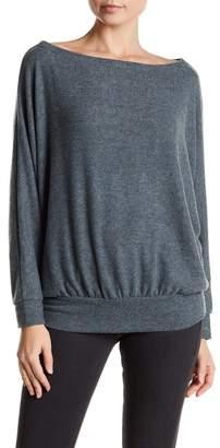Melrose and Market Cozy Lightweight Fleece Sweatshirt (Regular & Petite)