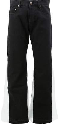 Faith Connexion insert flared jeans