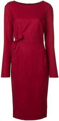 P.A.R.O.S.H. side bow dress