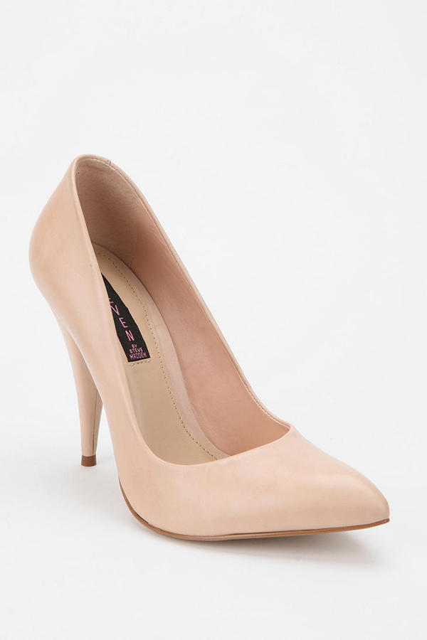 Steve Madden Steven By Alenah Leather Heel