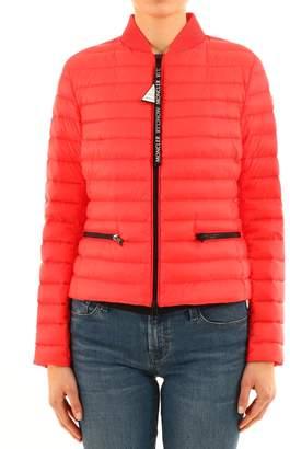 Moncler Down Jacket Orange
