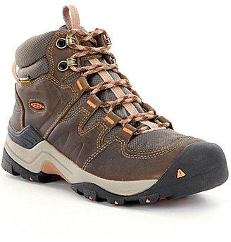 Keen Gypsum II Mid Waterproof Hiking Booties $149.99 thestylecure.com