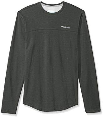 Columbia Men's Rugged Ridge Long Sleeve Crew Shirt