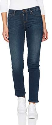 Lee Women's Marion Straight Jeans,W26/L33