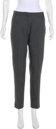 Dries Van Noten Mid-Rise Straight-Leg Pants