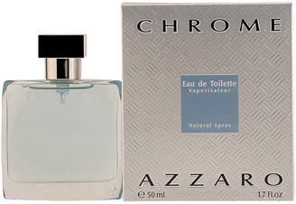 Azzaro Chrome 1.7Oz Eau De Toilette Spray