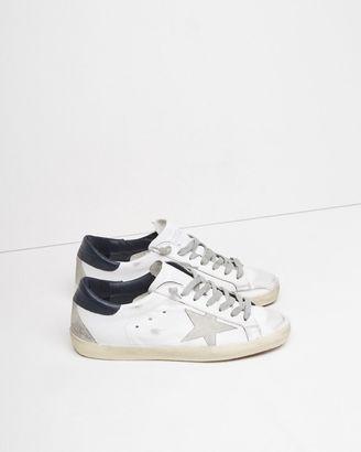 Golden Goose Superstar Sneaker $520 thestylecure.com