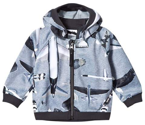 Planes and Birds High Soft Shell Jackets