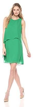 Tiana B Women's Chiffon Shift Dress