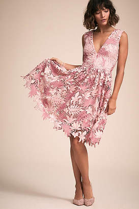 Anthropologie Rita Wedding Guest Dress