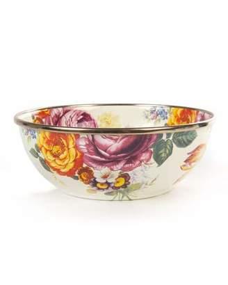 Mackenzie Childs MacKenzie-Childs Flower Market White Everyday Bowl
