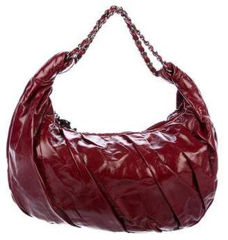 Chanel Twisted Hobo