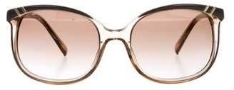 Chloé Tilia Wayfarer Sunglasses