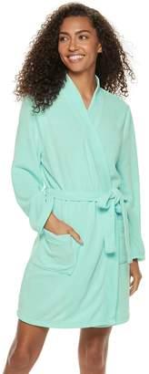 Sonoma Goods For Life Women's SONOMA Goods for Life Chenille Wrap Robe