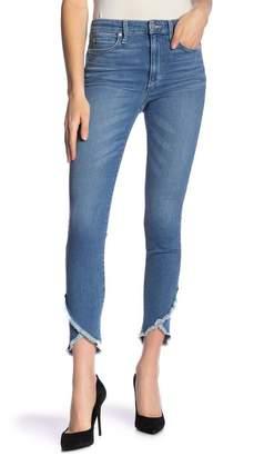 Joe's Jeans Charlie Ankle Tulip Hem Jeans