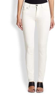 Proenza Schouler Women's Stretch Skinny Jeans - Cream, Size 28 (4-6)