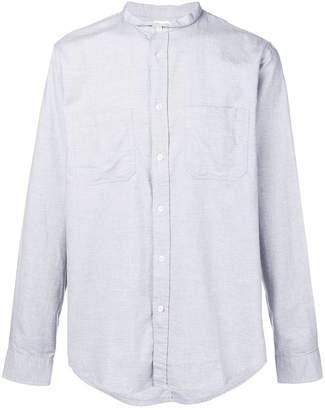 Hope patch pockets shirt