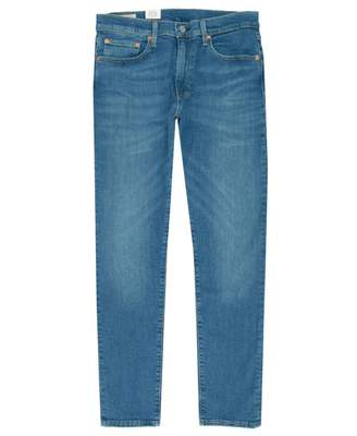 Levi's 512 Slim Tapered Fit Jeans Colour: Four Leaf Clove