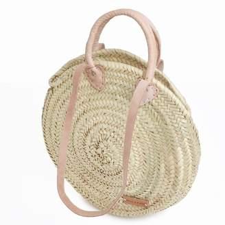 Betsy & Floss - Mykonos Round Basket Bag
