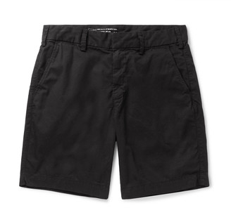SAVE KHAKI UNITED Slim-Fit Cotton-Twill Bermuda Shorts
