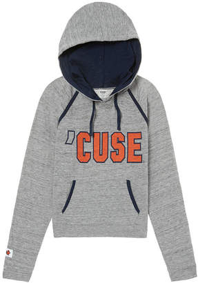 PINK Syracuse University Bling Crossover Perfect Pullover