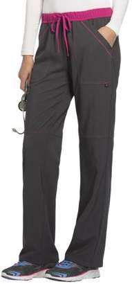 Scrubstar Women's Fashion Collection Color Accent Scrub Pant