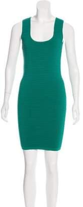 Torn By Ronny Kobo Mini Bodycon Dress