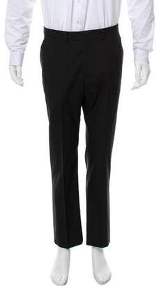 Paul Smith Flat-Front Dress Pants