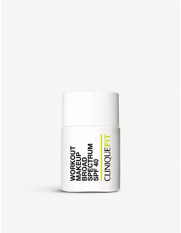CliniqueFITTM Workout Makeup Broad Spectrum SPF 40 30ml