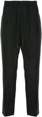 Juun.J classic track trousers