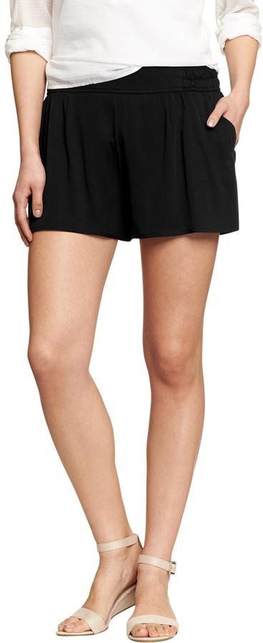 "Old Navy Women's Drapey Shorts (3-1/2"")"
