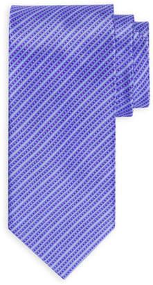 Stefano Ricci Small Tonal Striped Silk Tie