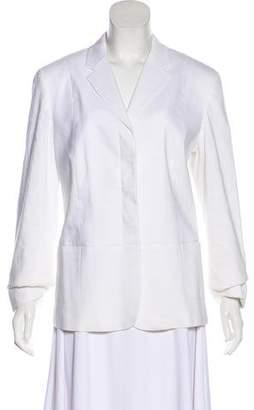 Calvin Klein Linen-Blend Jacket