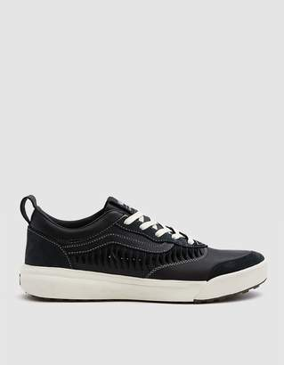 Vans Vault By Twisted Leather UltraRange Sneaker in Black/Marshmallow