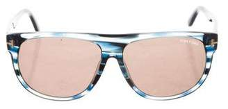 Tom Ford Kristen Gradient Sunglasses