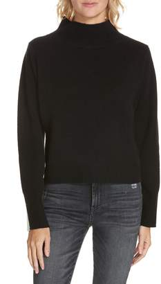 Nordstrom Signature Colorblock Cashmere Sweater
