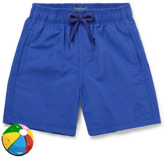 Vilebrequin Boys Ages 2 - 8 Jim Water-Reactive Shell Swim Shorts - Royal blue